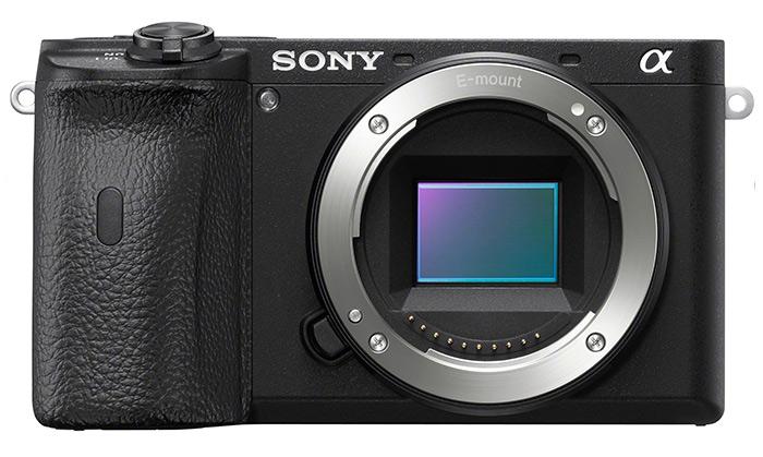 Cámara sin espejo Sony A6600 para fotografía callejera