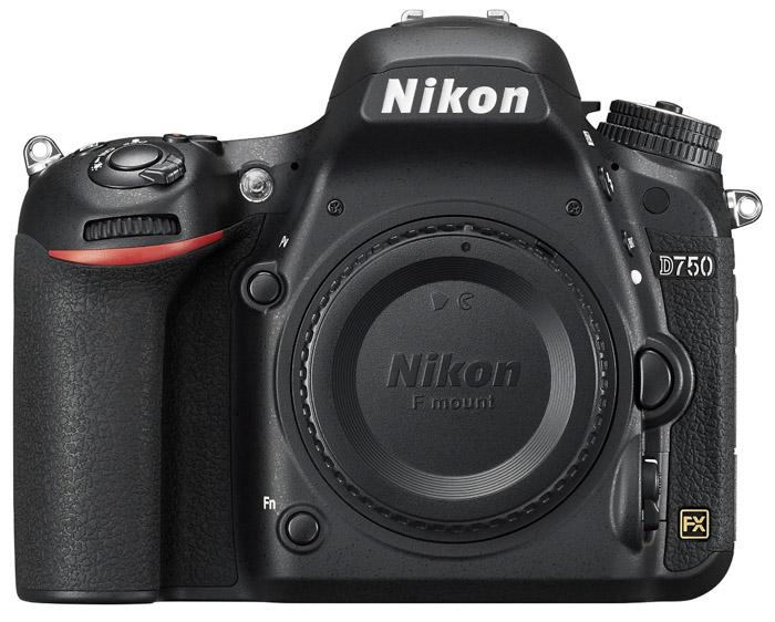Nikon D750DSLR cameras for street photographers