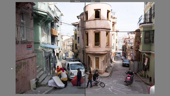 Street View(Presetpro) best lightroom presets for street photography