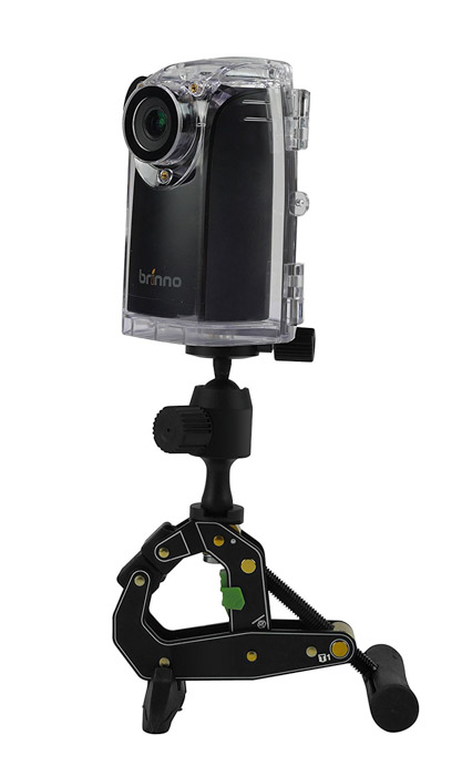 The Brinno BCC200 is a dedicated time-lapse camera