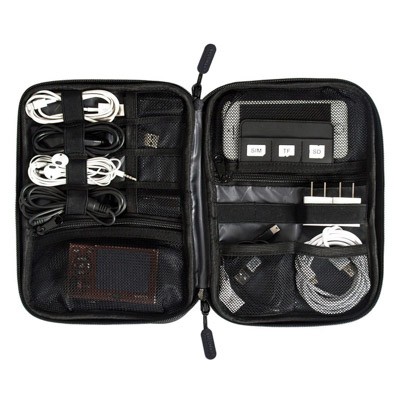 This travel cable organiser is one of the great gifts for photographers
