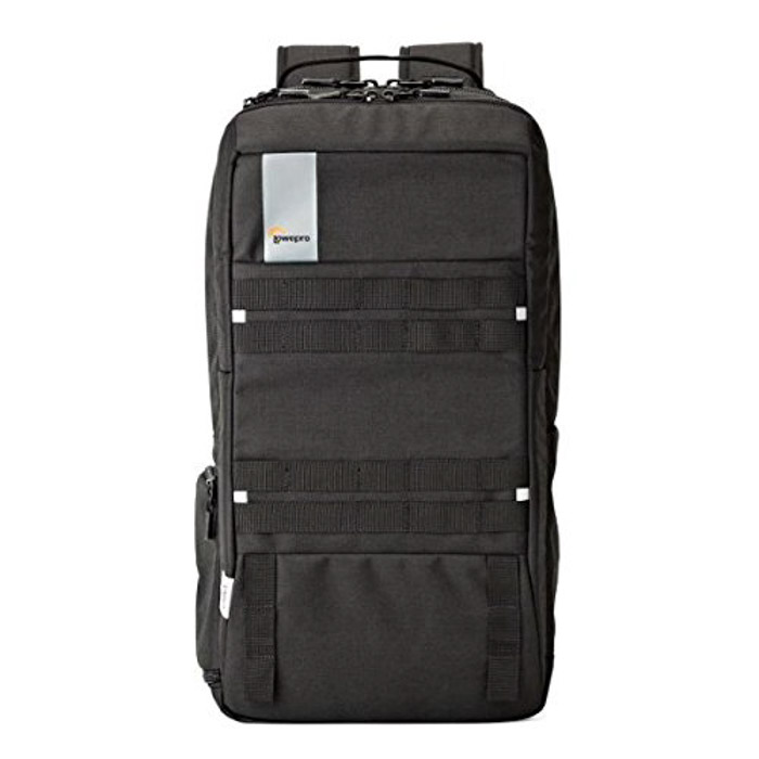 Urbex BP 28L Plus by Lowepro camera backpack on white background