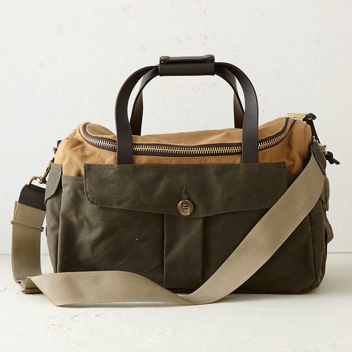 The Filson Heritage Sportsman - cool camera bags