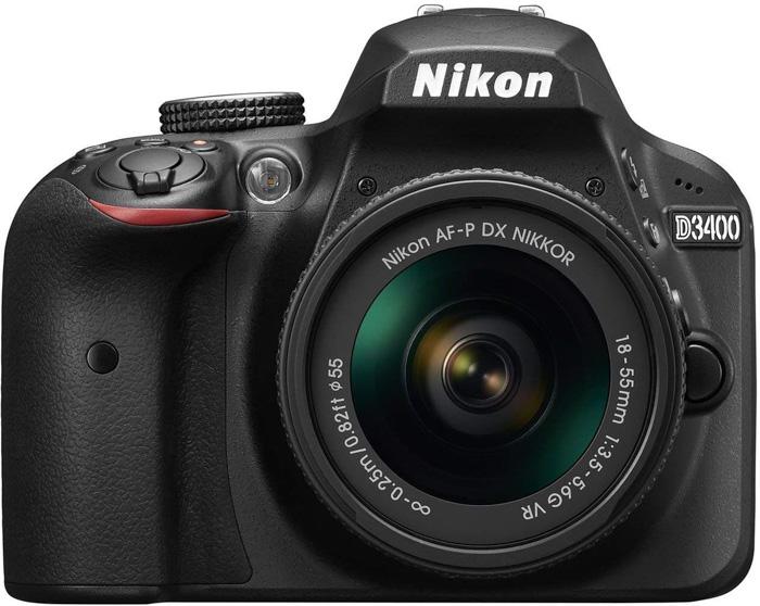The Nikon D3400 best nikon dslr camera to buy
