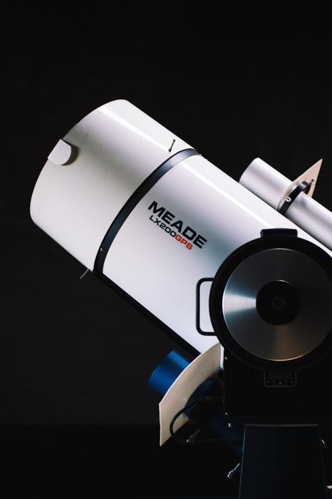 Meade LX200 telescope