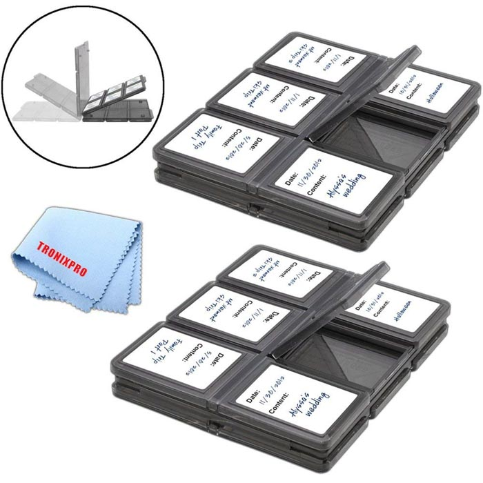 Tronixpro SD/SDHC Memory Cards Case