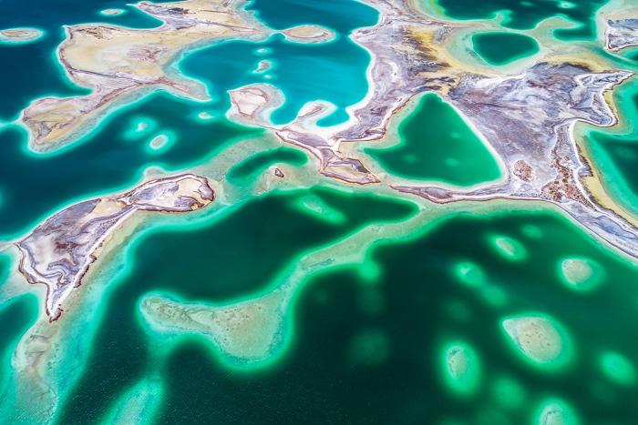 Close up abstract landscape shot by Jon Cornforth