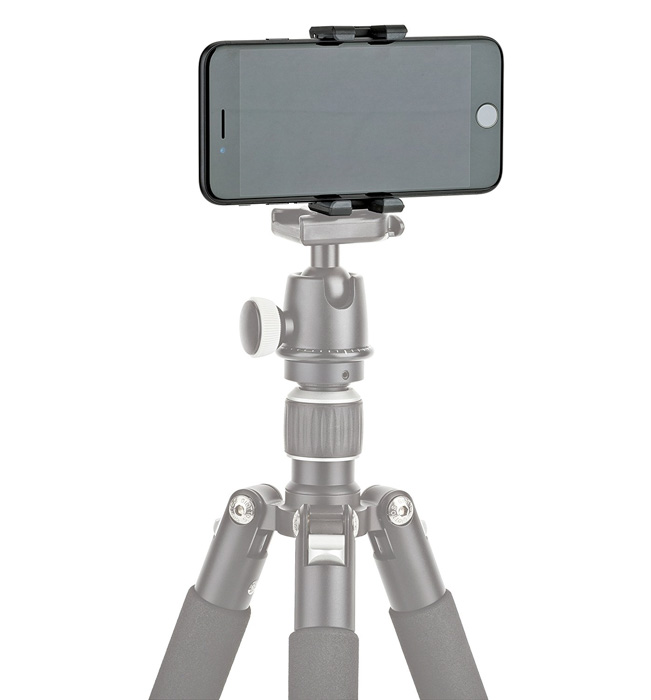 The Joby GripTight One mount - best iPhone tripod picks