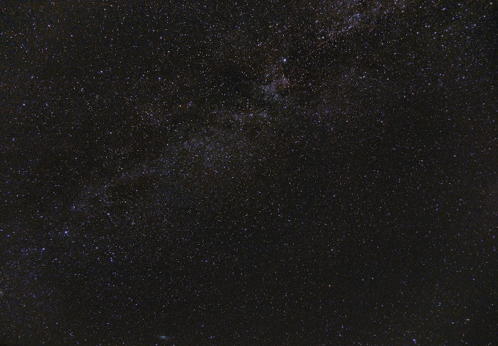 The Milky way at the Zenith. Sony RX10, 28mm, fix tripod.