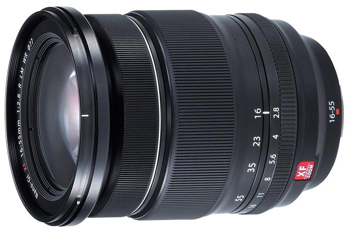 Standard Zoom: Fuji 16-55mm f/2.8