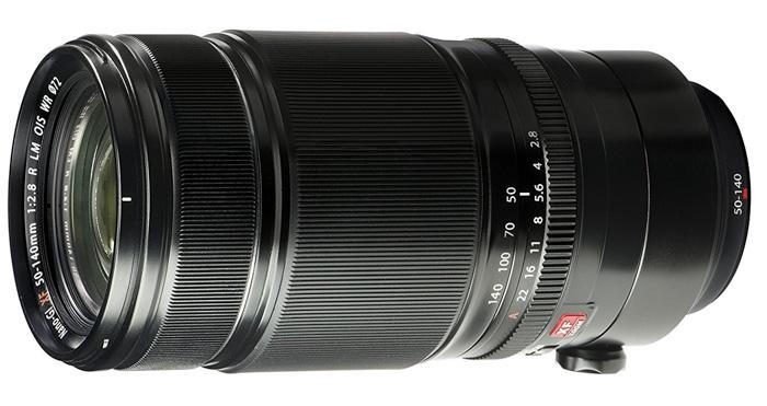Telephoto Zoom: Fuji 50-140mm f/2.8
