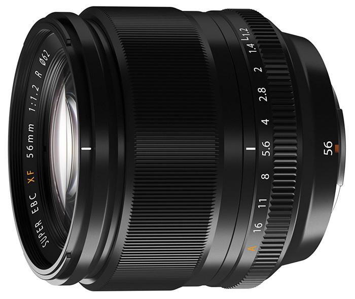 Standard Prime lens for fuji cameras : Fuji 56 mm f/1.2