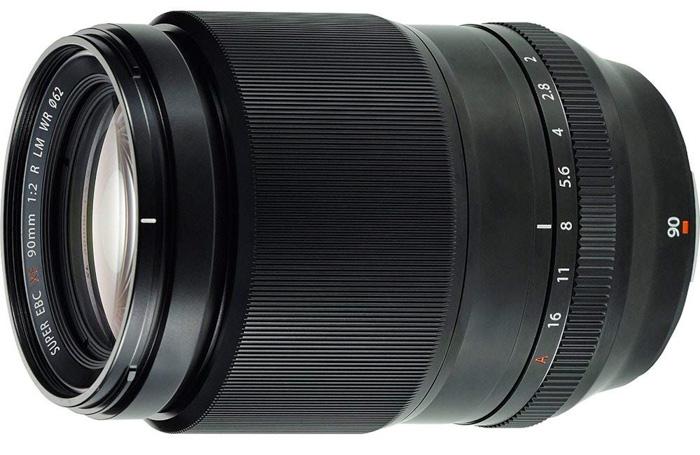 Telephoto Prime lens: Fuji 90 mm f/2
