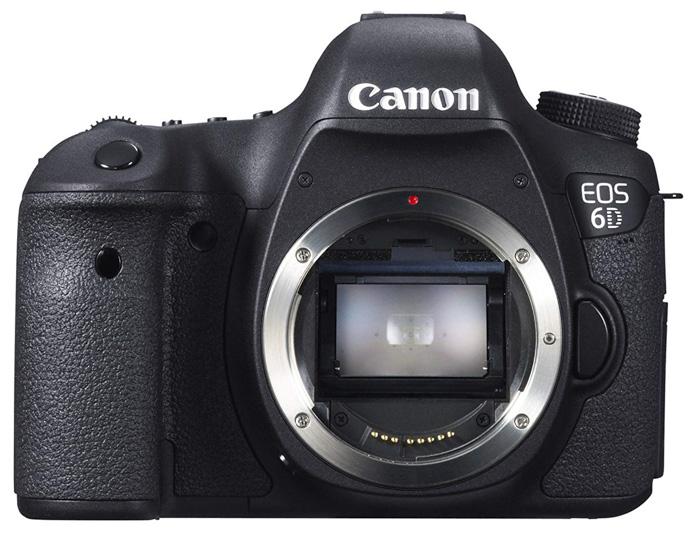 Canon EOS 6D - best full frame camera