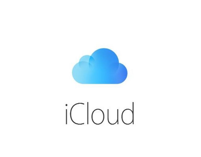 Icon of iCloud photo storage app