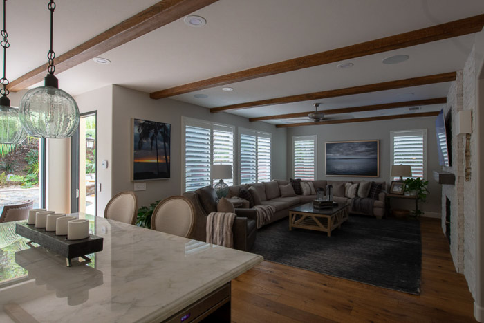 Interior HDR photo created using Photo Merge tool only.
