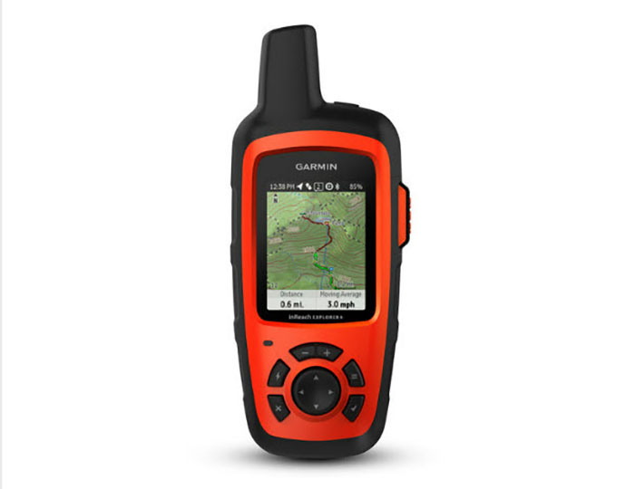 A Garmin inReach for adventure photography