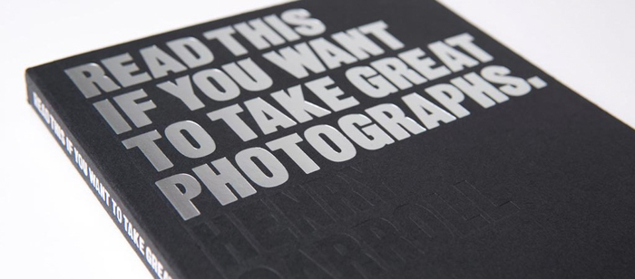 The cover of Read This If You Want to Take Great Photographs