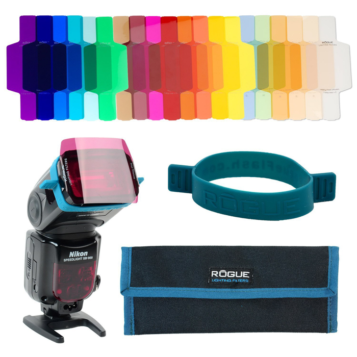 ExpoImaging ROGUEGELS-U Gels - cool gifts for photographers