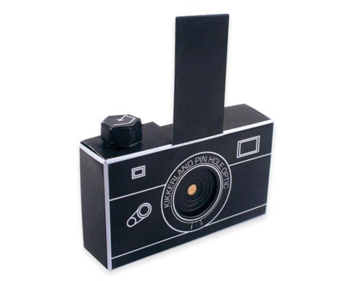 DIY Pinhole Camera - best Christmas gifts for photographers
