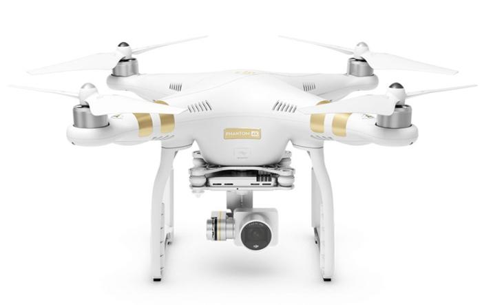DJI Phantom 3 - 4K Quadcopter Drone