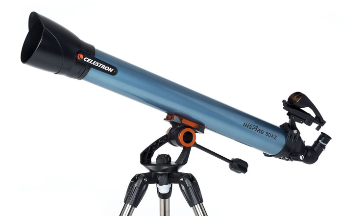 Celestron Inspire 80AZ Refracting Telescope