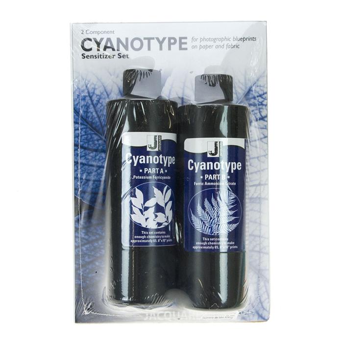 Jacquard Cyanotype Set - best photography gift ideas