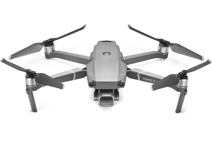 The DJI Mavic Pro 2 - best drone for photography
