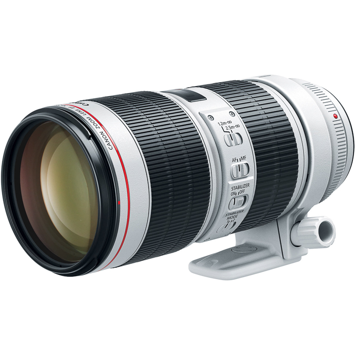Canon EF 70-200mm F/2.8 L IS USM III lens