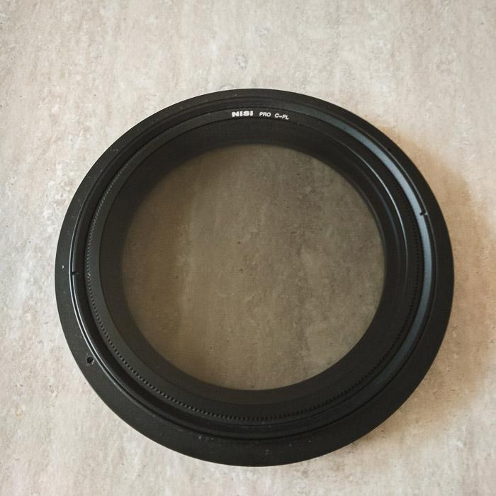 The NiSi V5 CPL filter