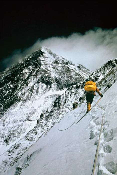The First American Team Summited Mount Everest - Barry Bishop
