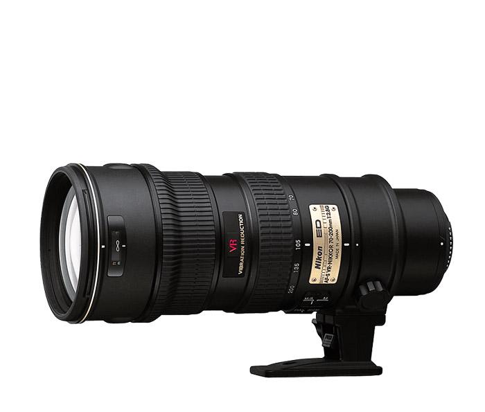 Nikon 24-85mm F/3.5-4.5G  portrait lens