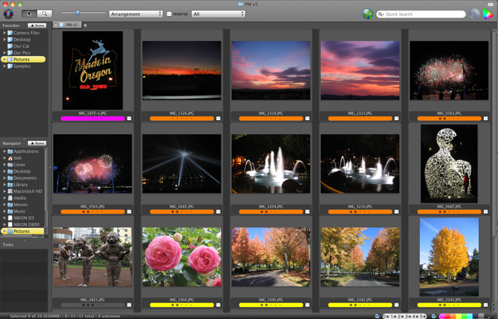 A screenshot of a photo editing screen - photography slang