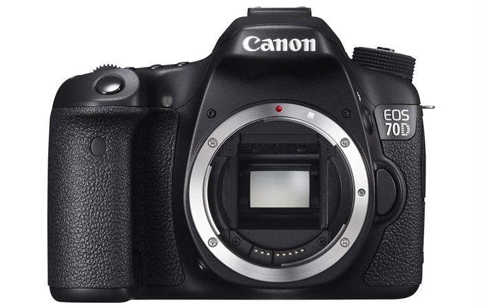 Canon EOS 70D - best entry level dslrs