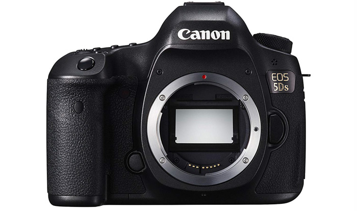 Canon 5DS - best Canon camera options