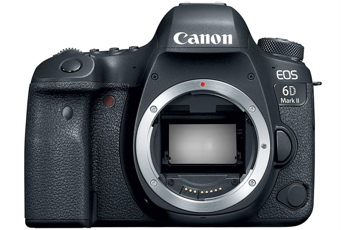 Canon 6D Mark II - best Canon camera to buy