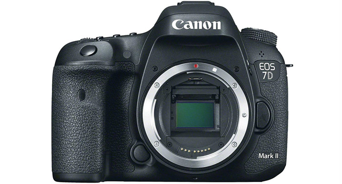 Canon 7D II - best canon dslr options