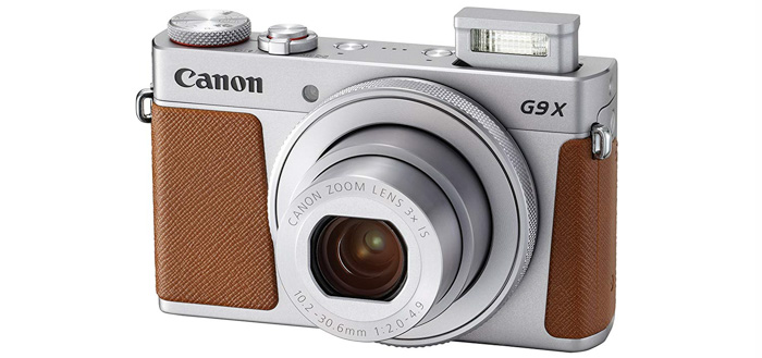 Canon PowerShot G9 X Mark II - best canon camera