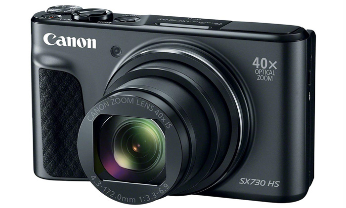 Canon PowerShot SX730 HS - best canon camera options