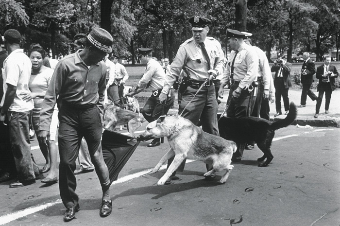 Birmingham, Alabama - fotos famosas de Charles Moore