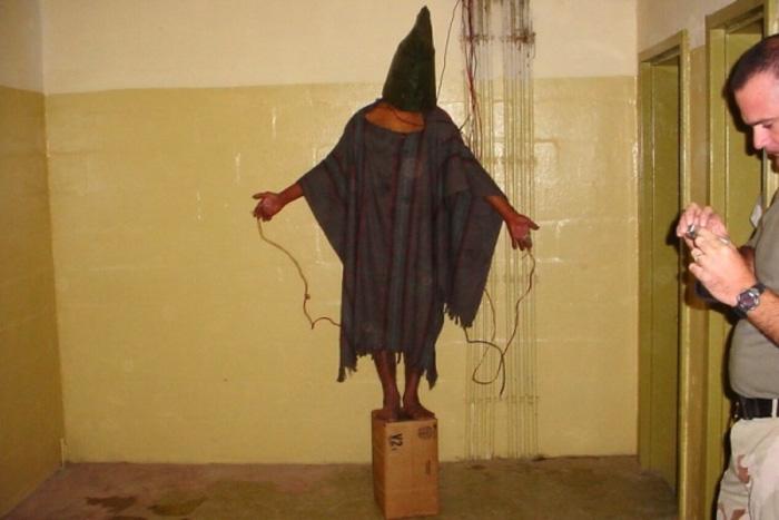 A tortura de Ali Shallal al-Qaisi - Anon (2004)