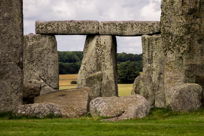 Stonehenge, UK iconic places to photograph