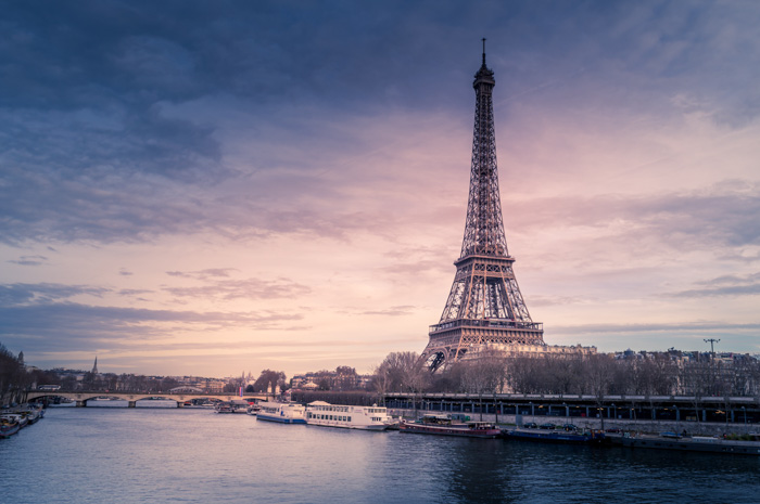 Eiffel Tower - Paris, France - iconic places to photograph