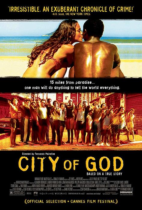 City of God - 2002, best photography movies