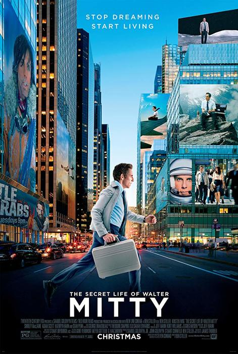 The Secret Life of Walter Mitty - 2013, best photography movies
