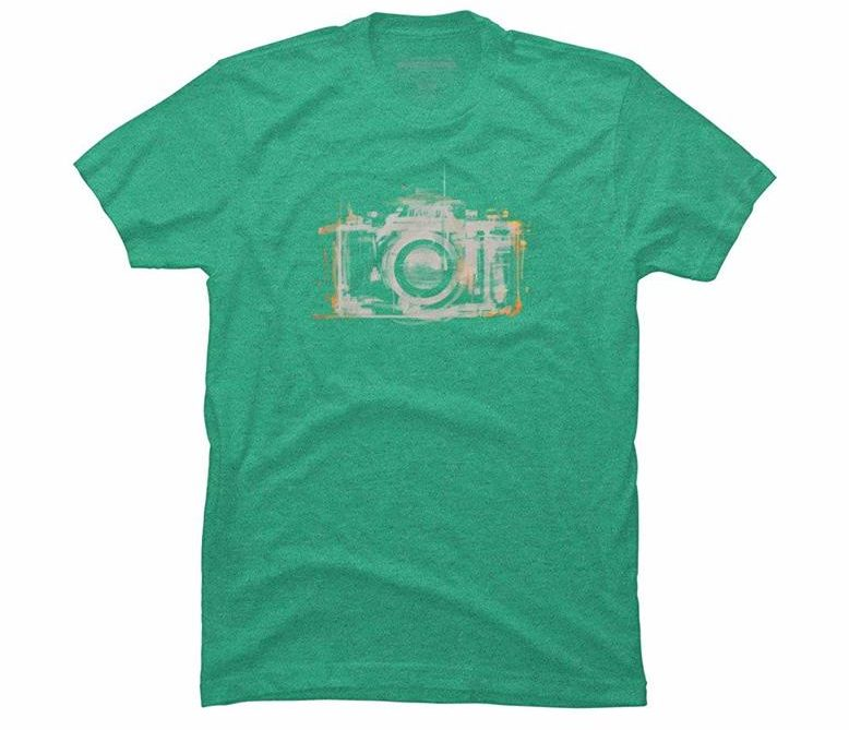 35mm - awesome t-shirts for photographers by Design By Humans