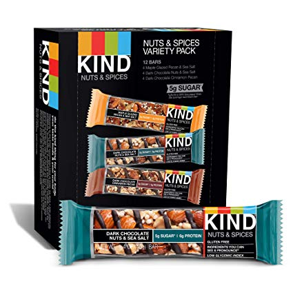 A box of kind bar