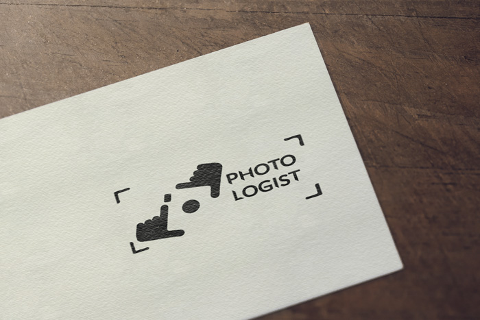 one of the best photography logos by Photo Logist