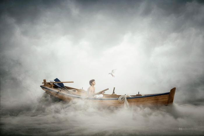 Sailing - ByFelix Hernandez Rodriguez, fine art photography ideas
