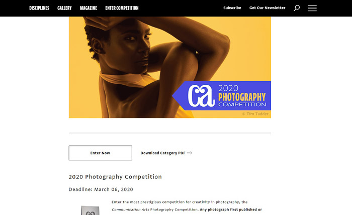 canadian teen online photography contest